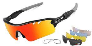 Gafas de sol deportivas polarizadas UV400