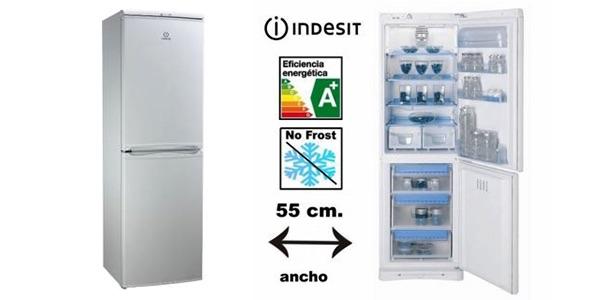 frigorífico combi Indesit CAA 55