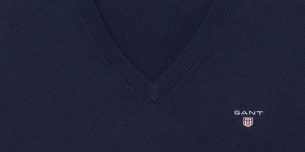 suéter GANT con cuello en V