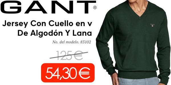 jerseys GANT originales baratos