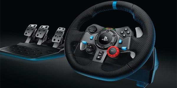 logitech g29 volante simulador carreras simracing