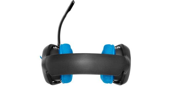 logitech g430 gaming surround Sound 7.1 auricular headset arriba
