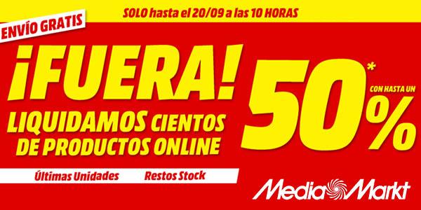 Catálogo de ofertas Media Markt fin de inventario