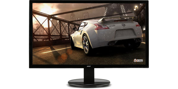 monitor acer 24 k242hql