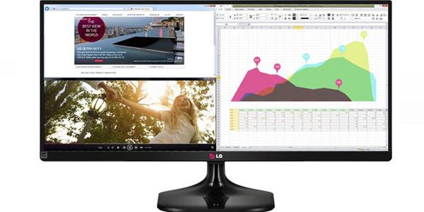 monitor ultrapanoramico lg 25um57-p 25