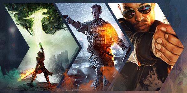 Rebajas en juegos de Origin septiembre 2015