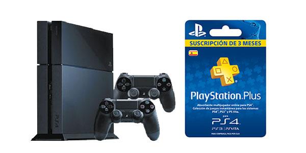 Pack Playstation 4 chollo