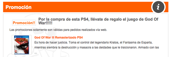 PS4 Pack barato PC Componentes