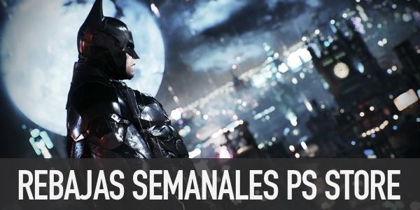 rebajas semanales PS Store 23-09-2015