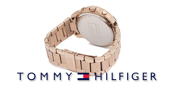 Reloj acero mujer Tommy Hilfiger