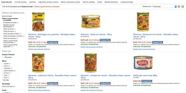 Supermercado Amazon