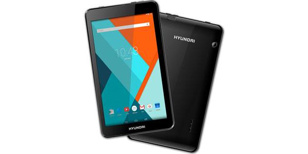 tablet hyundai fenix 7 8gb trasera
