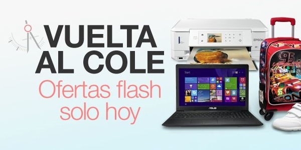 Ofertas Vuelta al Cole Amazon 2015