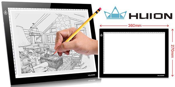 Huion tablero digital dibujo