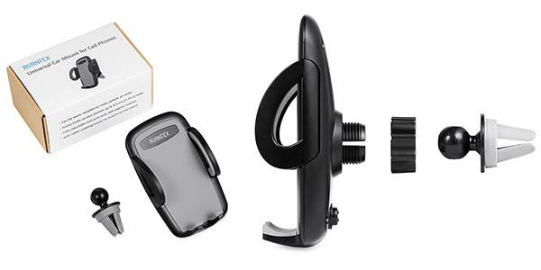 Avantek soporte smartphone para coche