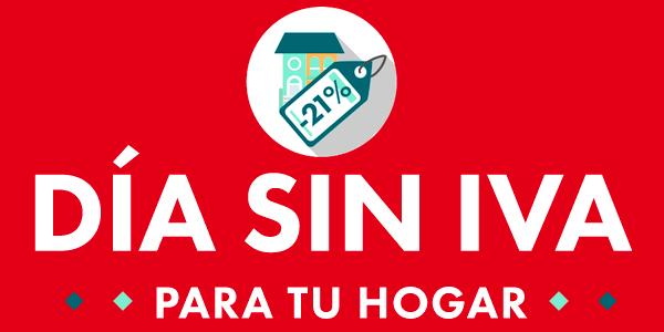 Día sin IVA hogar 14-10-2015