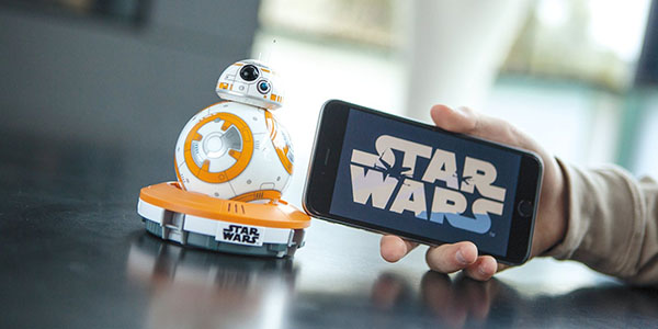 Star Wars Droide BB-8