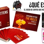 Juego Exploding Kittens barato
