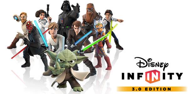 Disney Infinity 3.0 de Star Wars