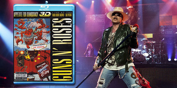 Blu-Ray Appetite For Democracy
