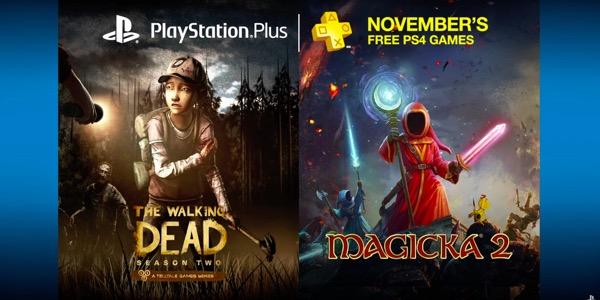Juegos gratis con PS Plus noviembre 2015
