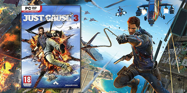 Juego Just Cause 3 PC