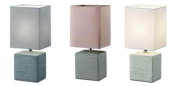 lámpara sobremesa barata de diseño