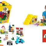 Lego Classic caja de construcción creativa grande barata en Amazon