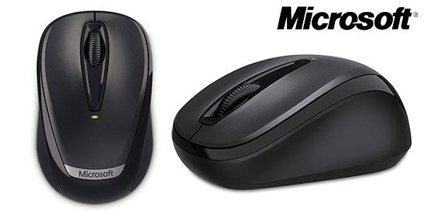 Ratón inalámbrico Microsoft barato
