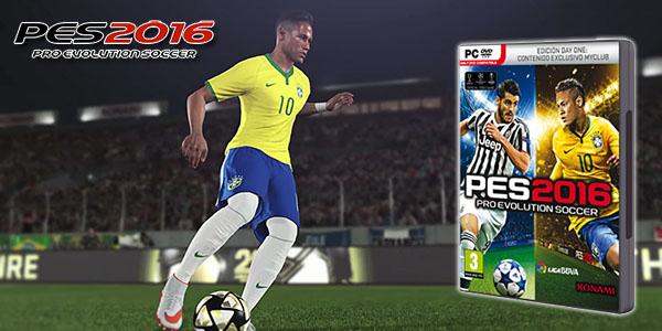 Pro Evolution Soccer 2016 Steam
