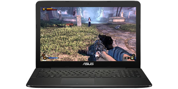 portatil asus x554lj xx510h intel i3 5005u 4gb 500gb gt920m 15.6 jugar