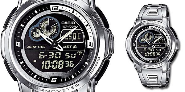 Reloj Casio Collection AQF-102WD-1BVEF