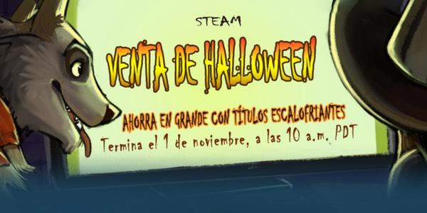 Ofertas Steam Halloween 2017