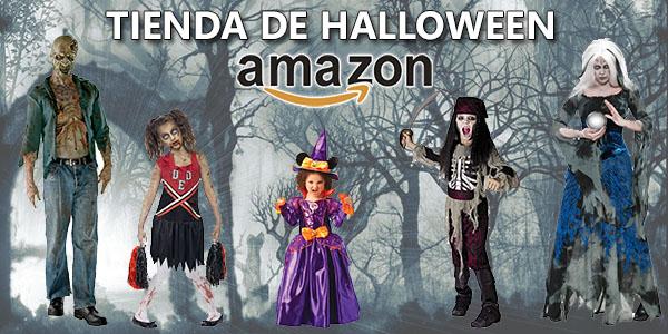 Tienda Halloween Amazon