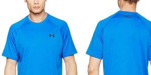 Camiseta Under Armour azul