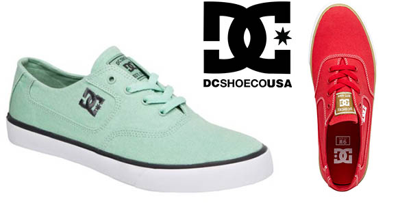 zapatillas DC shoes flash tx