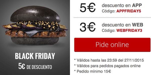 Black Friday La Nevera Roja