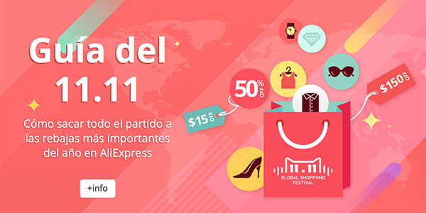AliExpress 11.11 Singles Day