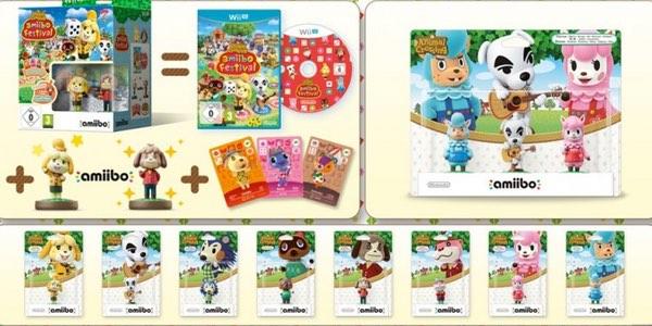 Amiibo Animal Crossing al mejor precio