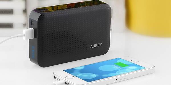Batería externa Aukey 10.000 mAh