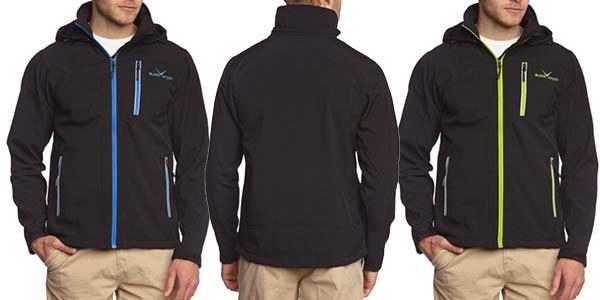 black canyon chaqueta senderismo barata