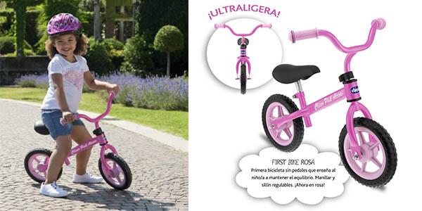 chicco mi primera bicicleta