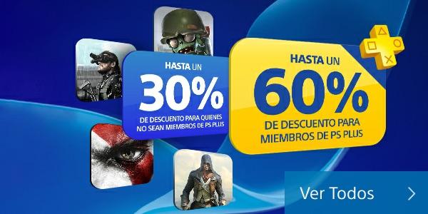ofertas en juegos de PS4