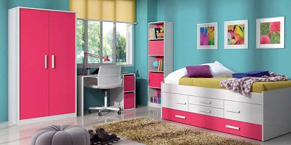 dormitorio duehome ipink juvenil