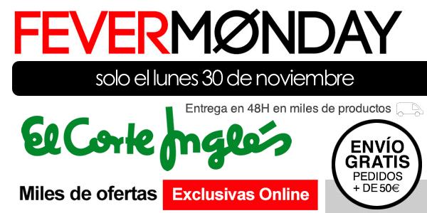 Fevermonday El Corte Inglés 2015