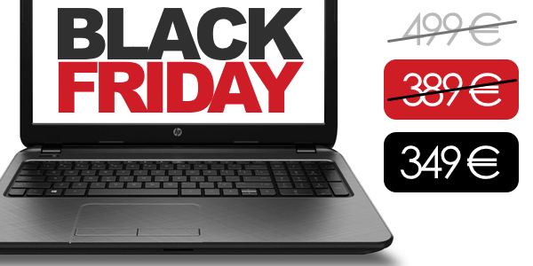 Oferta HP 15-r249ns Black Friday