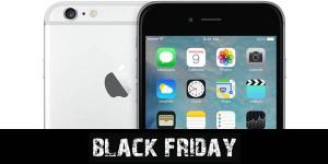 iPhone en el Black Friday