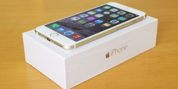 iPhone 6 Plus 128 GB dorado al mejor precio
