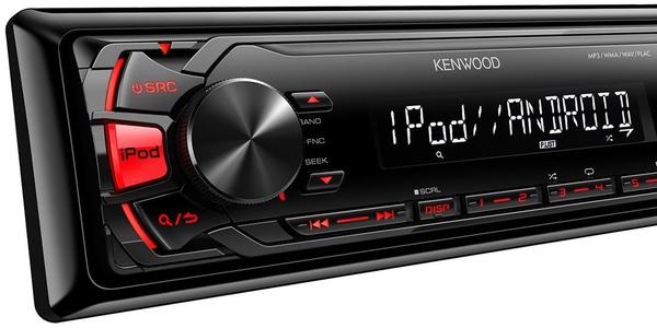 Autoradio Kenwood MP3 USB barata