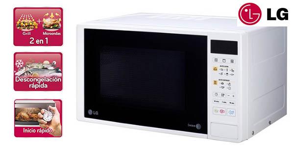lg microondas grill 19 litros barato